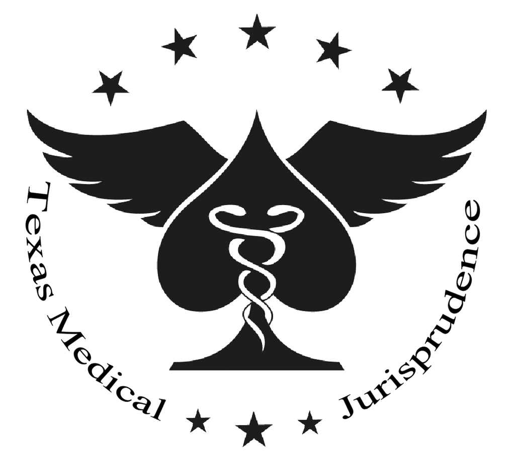 Texas Medical Jurisprudence logo